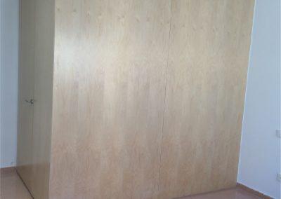 Modulo vestidor con forro exterior de abedul natural-03