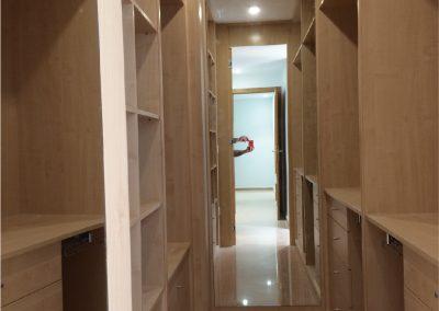Modulo vestidor con forro exterior de abedul natural-12